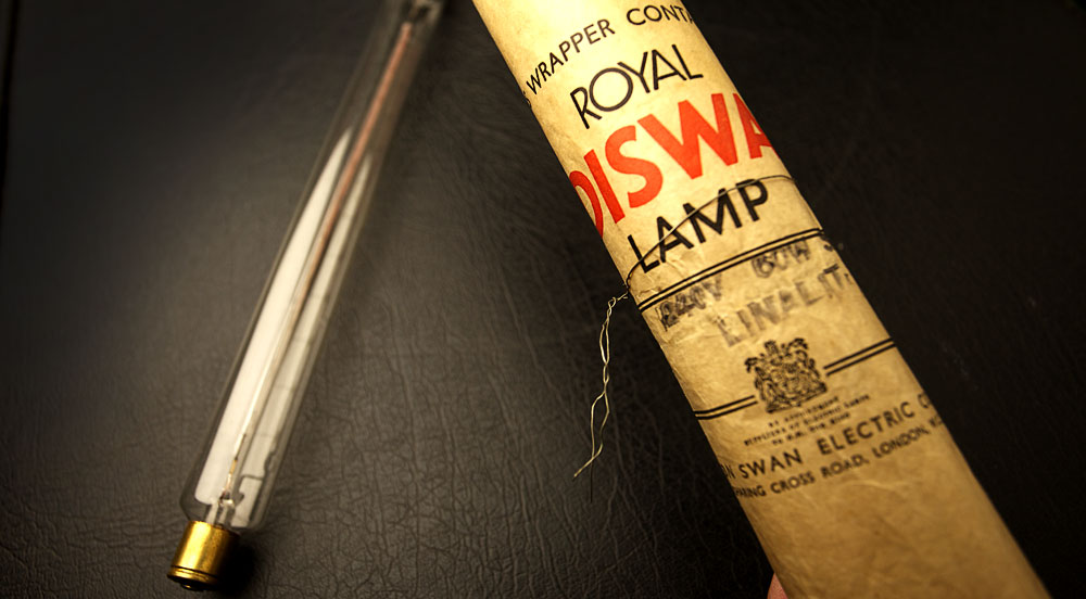 Original Edison Swan Electric Co Ltd Lamp