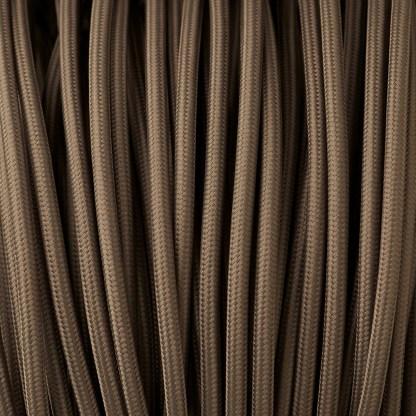 Dark grey pulley cable