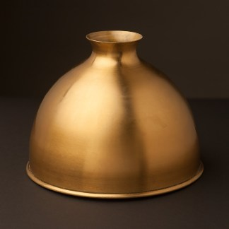 Solid Brass Dome Light Shade