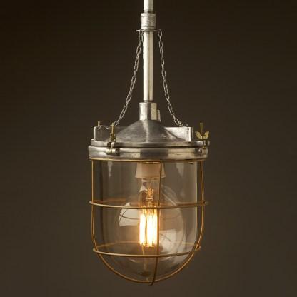 10 inch Aluminum Explosion Proof Pendant Light G150 E40 lamp holder