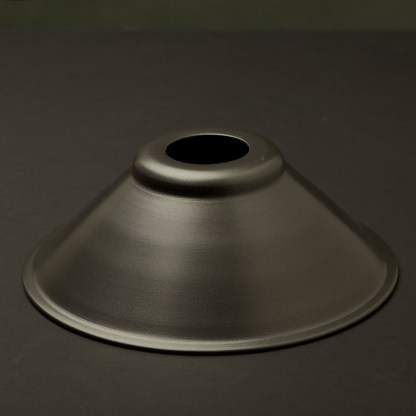 Rustic steel light shade 190mm