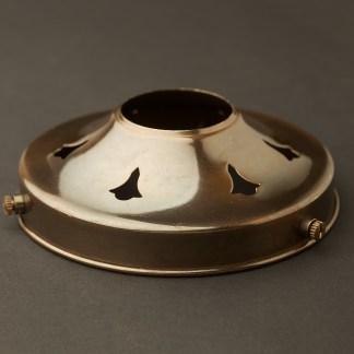 Brass 4.25 inch Gallery