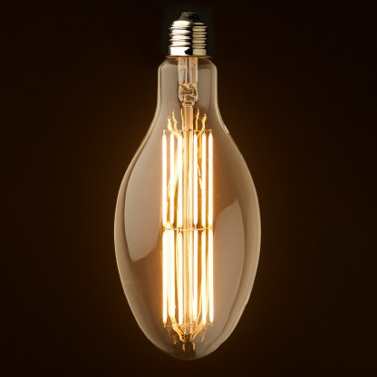 Edison C100 10W Dimmable Filament LED