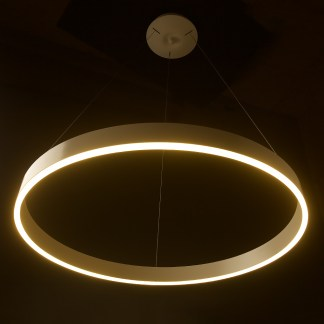 800mm LED circle pendant