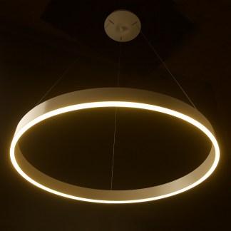 800mm LED circle pendant