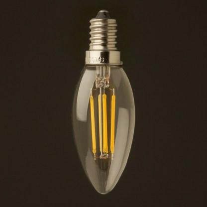 3W E14 LED Candle Low Voltage bulb