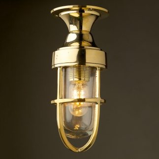 Small-Vintage-Ship-Brass-Ceiling-Light-750x750
