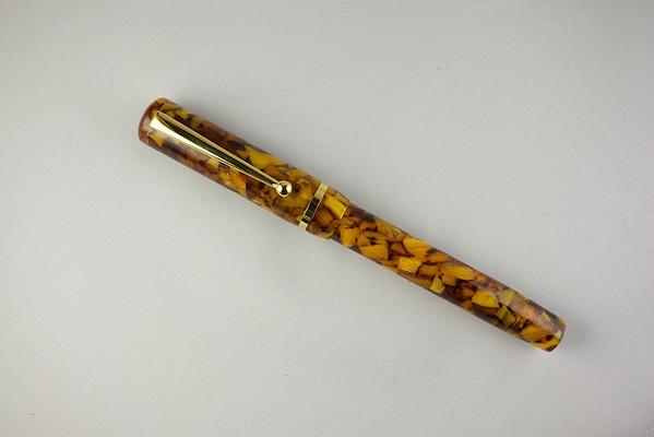 Beaumont Pneumatic Filler in Aztec Gold Acrylic