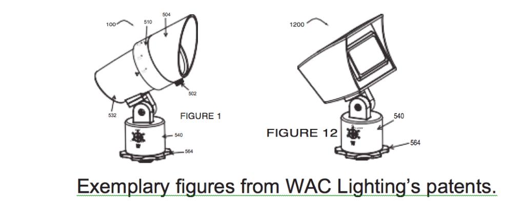 buyers beware wac lighting sues lumien
