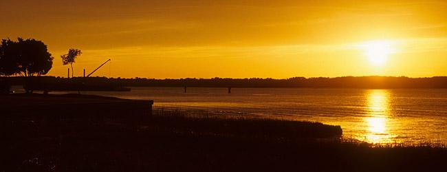 Another Edisto Island beautiful sunset tour