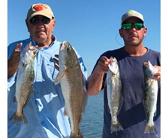 Edisto Island inshore guided fishing trips