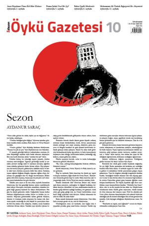 Öykü Gazetesi 10