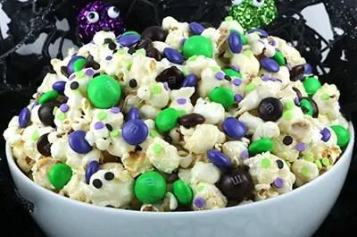 monster popcorn