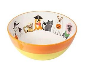 Cute Halloween Candy Bowl