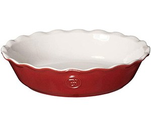Classic Holidays Pie Dish
