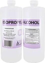 99.8+% Pure Isopropyl Alcohol