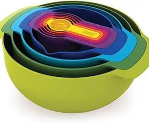 Joseph Joseph Nesting Mixing Bowls Set