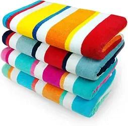 Kaufman Multicolor Towels
