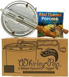 Whirley Pop Popcorn Popper