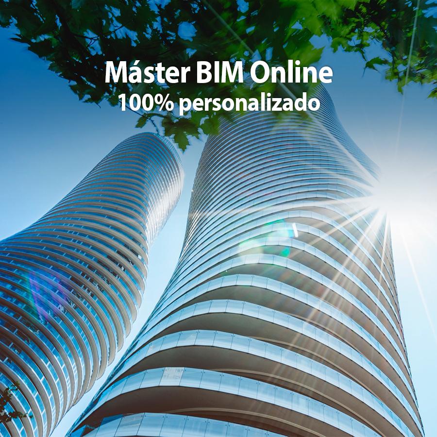 cursos online revit- máster bim online