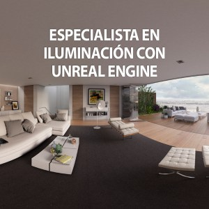Curso Avanzado de Iluminación con Unreal Engine