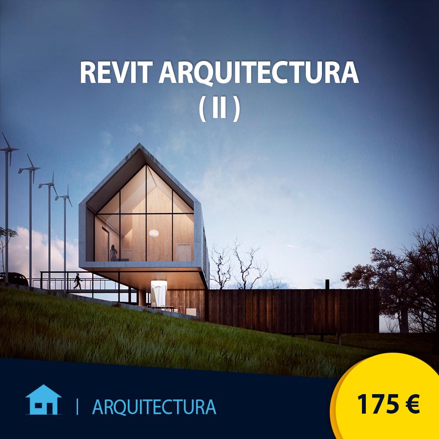Curso online Revit Arquitectura 2 Intermedio