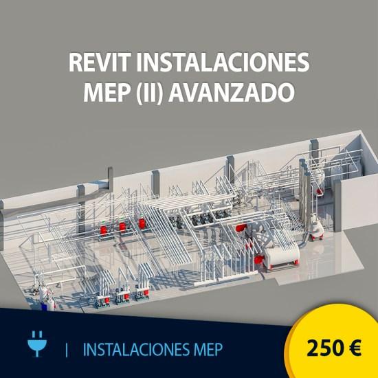 Curso online Revit Instalaciones MEP Avanzado