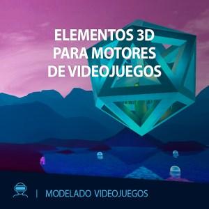 cursos modelado videojuegos