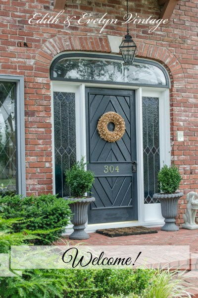 Peeking Inside My Favorite Homes ~ the bHome Tour and Giveaway
