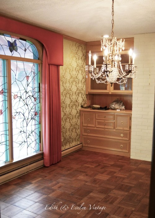 Transformation | Dining Room | Edith & Evelyn | www.edithandevelynvintage.com