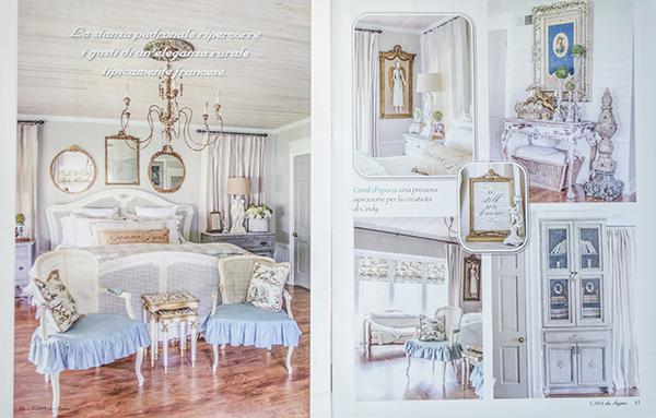Our Home Feature in Casa da Sogno Magazine