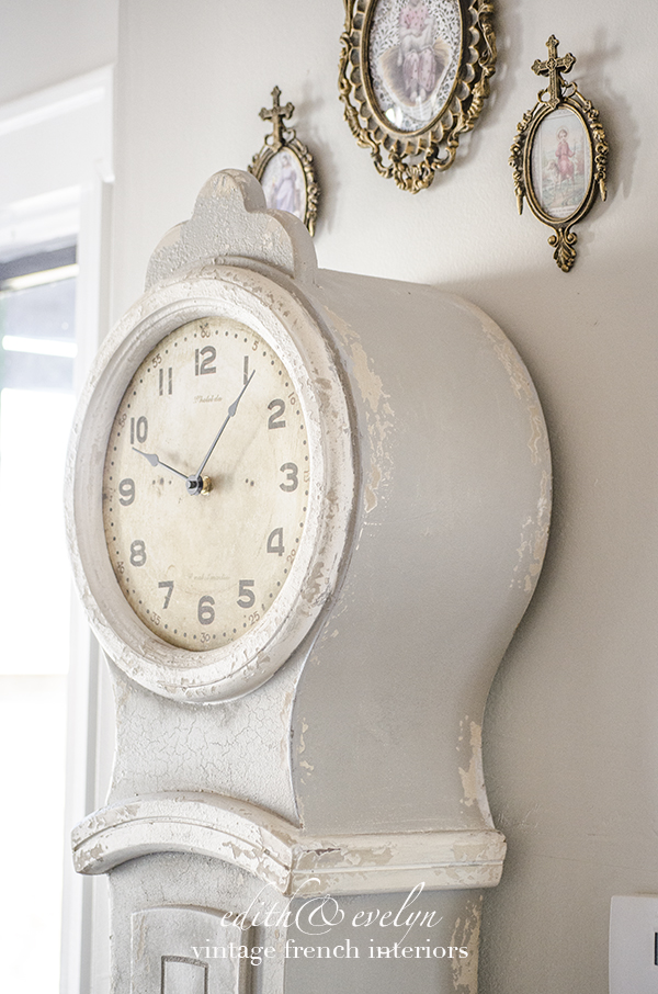 Mora Clock from Antique FarmHouse
