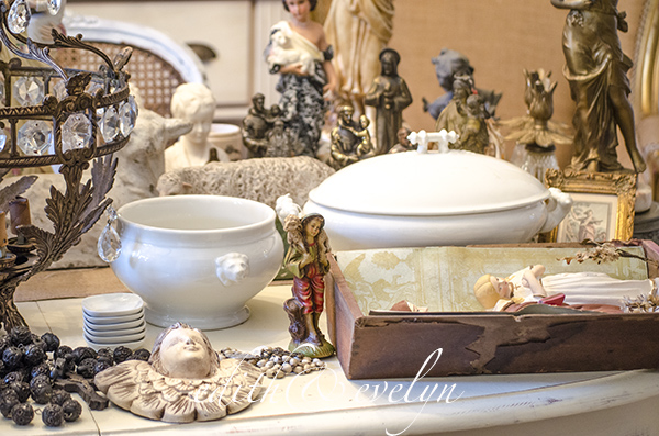 A Mini Vacation, Treasure Hunting, and A New Girl | Edith & Evelyn Vintage | www.edithandevelynvintage.com