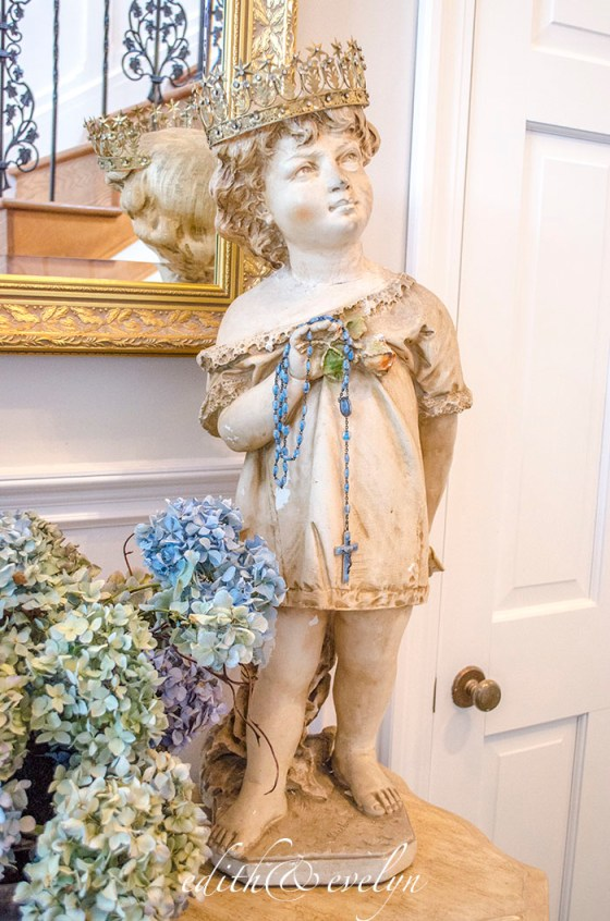A New Chest, A French Girl, and A Reno Update | Edith & Evelyn Vintage | www.edithandevelynvintage.com