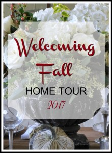Welcoming Fall Home Tour | Edith & Evelyn | www.edithandevelynvintage.com