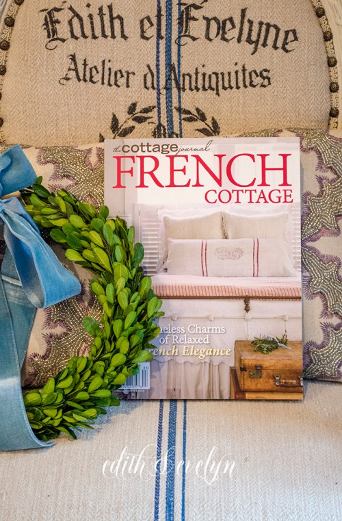 The Cottage Journal | Edith & Evelyn | www.edithandevelynvintage.com