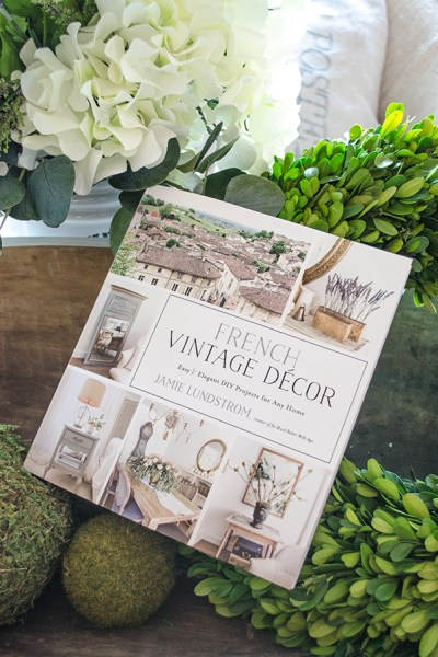 A New Book ~ French Vintage Decor