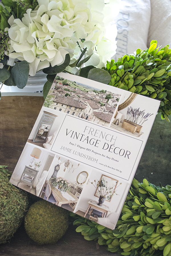 A New Book | French Vintage Decor | Edith & Evelyn | www.edithandevelynvintage.com