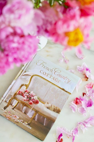 French County Cottage Book + A Giveaway