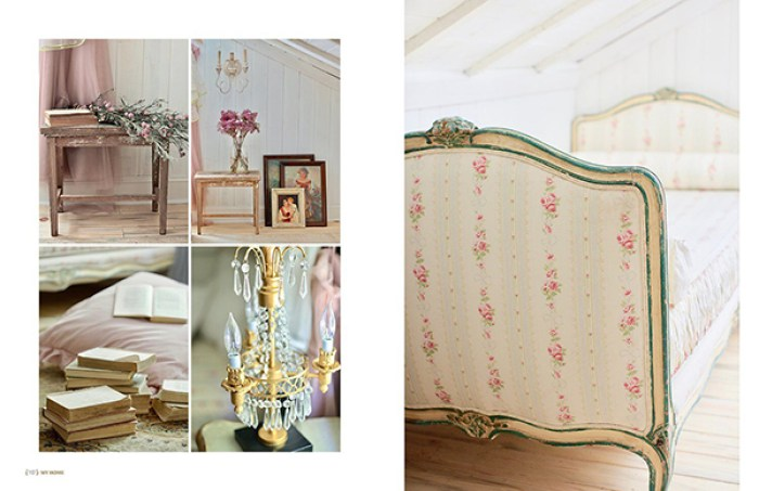 French Country Cottage Book | Edith & Evelyn | www.edithandevelynvintage.com