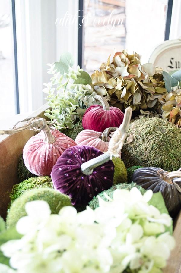 An Autumn Kitchen | Edith & Evelyn | www.edithandevelynvintage.com