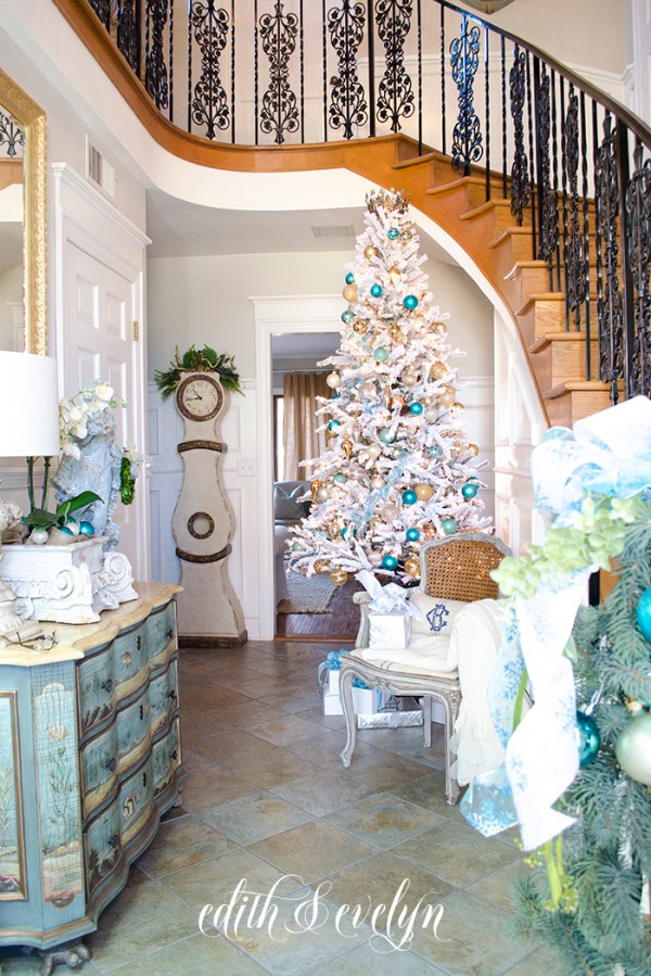 I'm Dreaming of a White Christmas | Edith & Evelyn | www.edithandevelynvintage.com