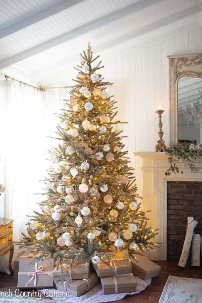 An Elegant French Country Christmas