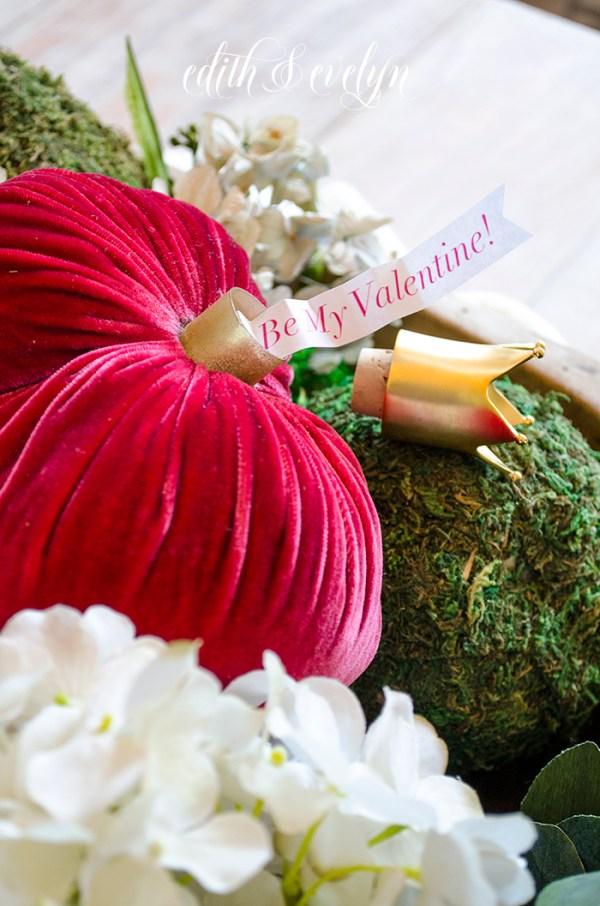 Velvet Hearts | Edith & Evelyn | www.edithandevelynvintage.com