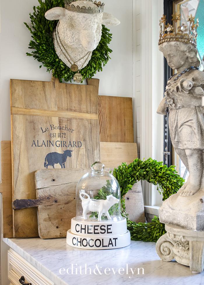 English Dairy Slabs | Edith & Evelyn | www.edithandevelynvintage.com