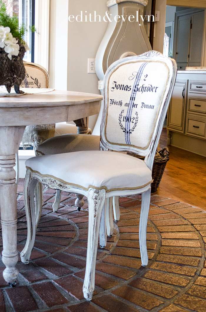 My Favorite French Chairs | Edith & Evelyn | www.edithandevelynvintage.com
