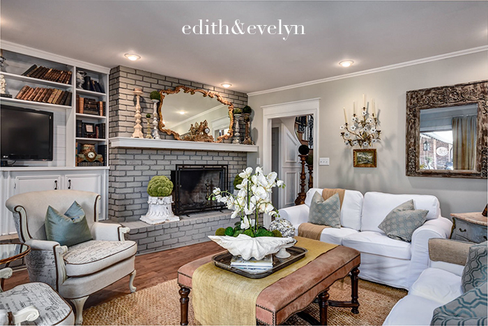 Why You Should Add Antiques to Your Decor | Edith & Evelyn | www.edithandevelynvintage.com