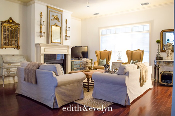 Holiday Magic and the Chaos of Moving | Edith & Evelyn | www.edithandevelynvintage.com