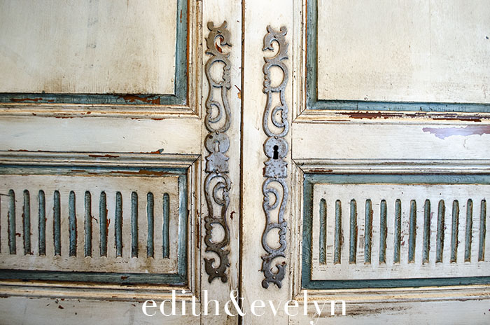 New Antique Finds for Our Home | Edith & Evelyn | www.edithandevelynvintage.com