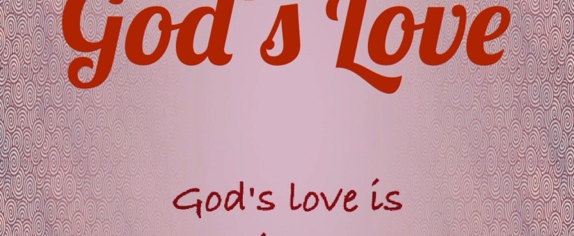 God Is Love Quotes Simple 48 QUOTES ABOUT GOD'S LOVE Edith Ohaja